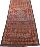 Antique moroccan berberien matto 146X330 cm